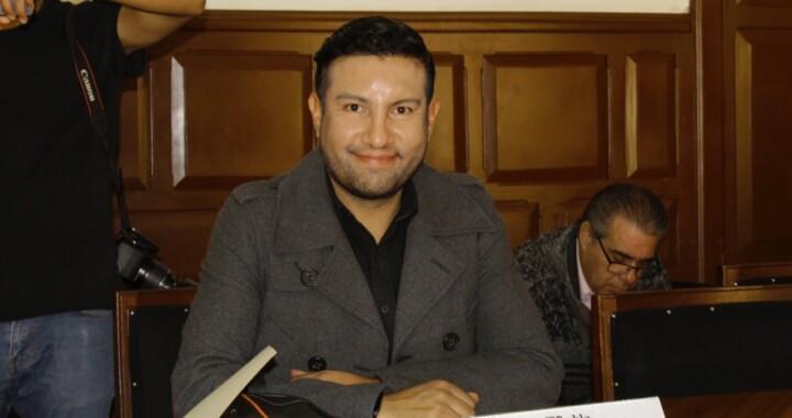 Eduardo Covián, integrate del G7, es el nuevo encargado de Movilidad municipal