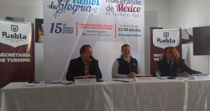 Pachuca invita al 4to concurso de papalotes