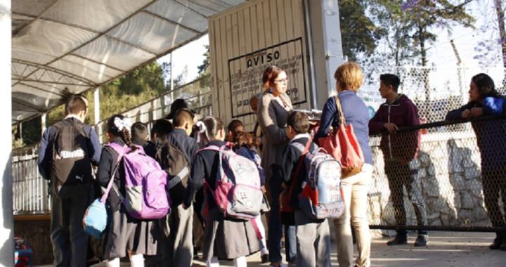Verificarán protocolos de entrada y salida en preescolar y primaria