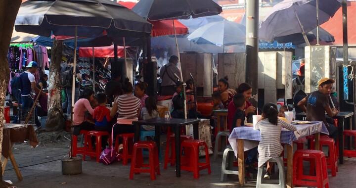 El comercio informal pone en riesgo a Puebla como Patrimonio de la Humanidad