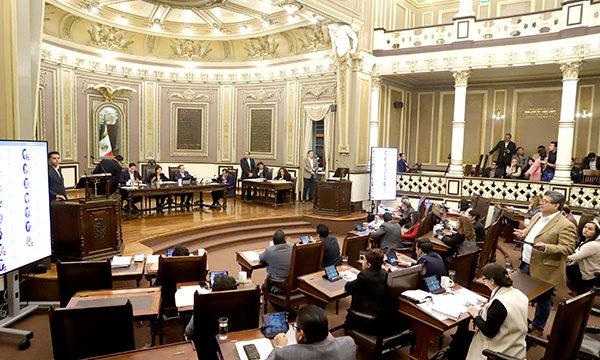 Congreso aprueba remodelación de sede por 19 mdp