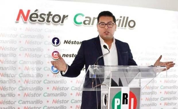 No ceder ante chantajes de priistas de cara a la renovación del Comité Estatal del PRI:  Néstor Camarillo