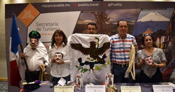 Tetela de Ocampo invita al Carnaval de Huehues de Chirrión