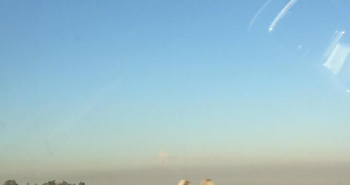 Imperan la cenizas en el Popocatépetl