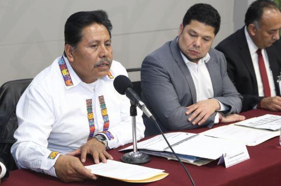 Avanza instalación del Instituto Poblano de Pueblos Indígenas