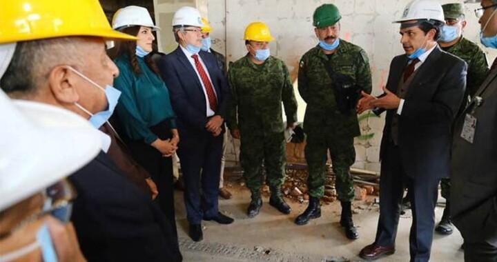 Hospital San Alejandro será demolido y reconstruido por el Ejército