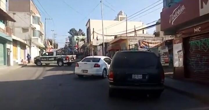 Tragedia en San Pablo Xochimehuacan; rafaguean a mujer y hieren a un hombre