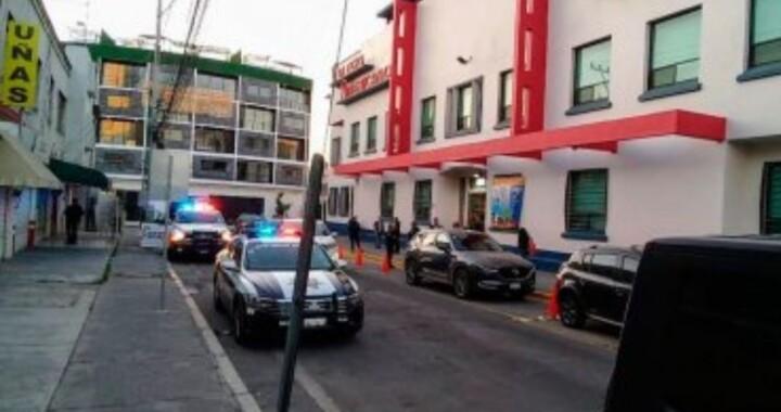 Implementan operativo en Colegio Americano por posible tiroteo