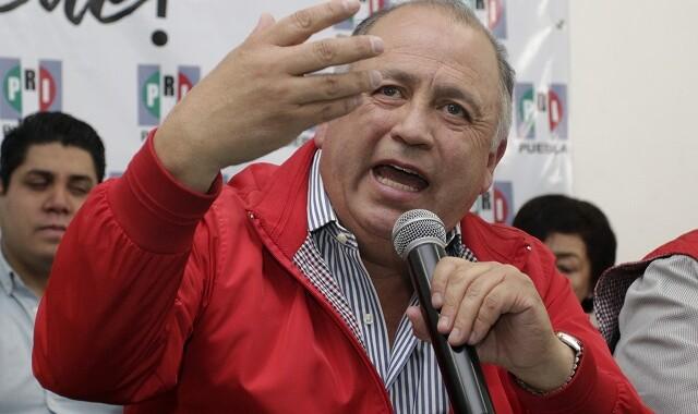 Renuncia Lorenzo Rivera a la presidencia estatal del PRI