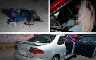 Matan a 3 personas con armas de fuego en Tehuacán