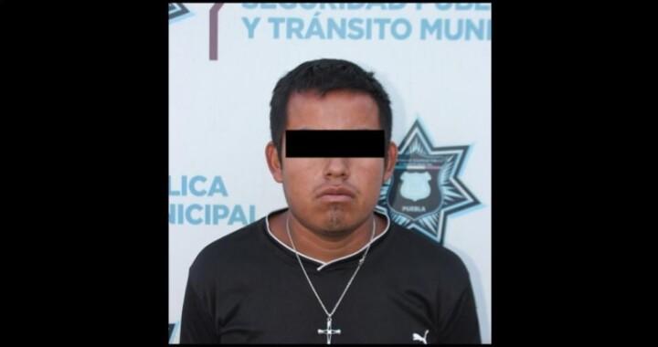 Violó a una niña de 13 años, policías municipales lo detuvieron