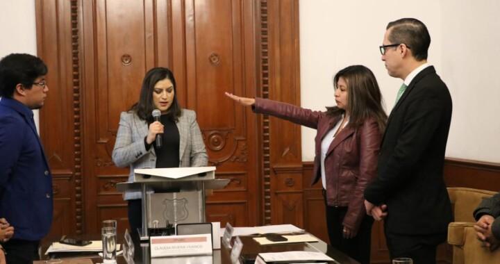 Ratifican a Yolatl Dioney Cuanal Cerezo ahora como directora general del IMDP