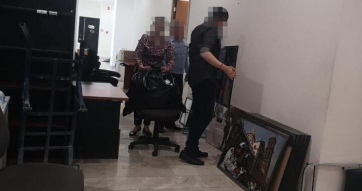 Corren del C5 a la Secretaría de Seguridad Pública de Puebla
