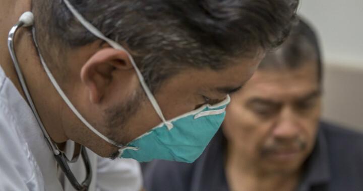 Confirman tercer muerto por coronavirus en el Estado