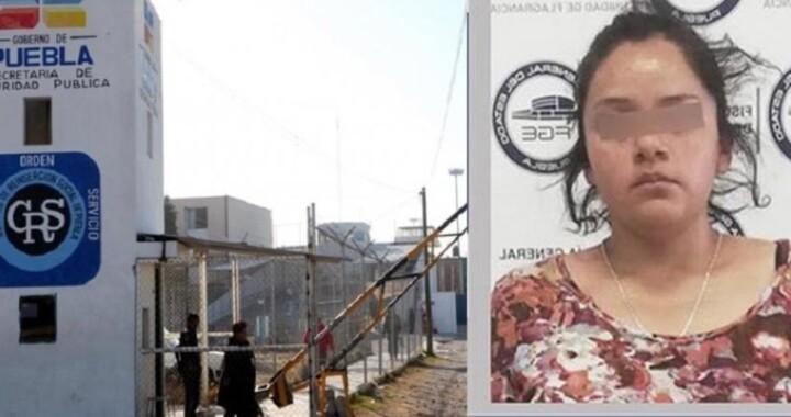 Al penal de San Miguel por asesinato de estudiantes, Lisset N de 22 años
