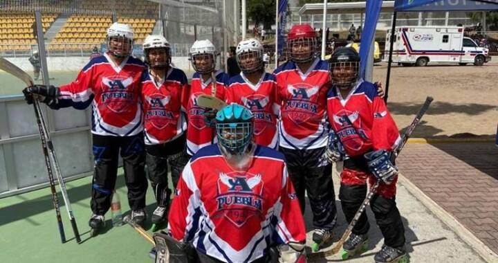 Puebla gana premios en interasociaciones de hockey