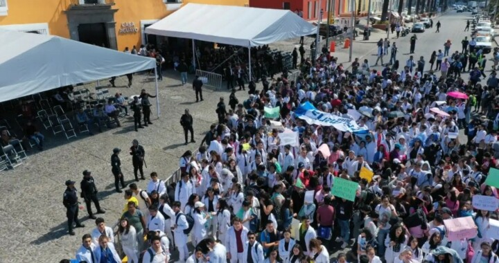 Anuncian transportistas pasaje gratis para estudiantes participantes del movimiento de la justicia