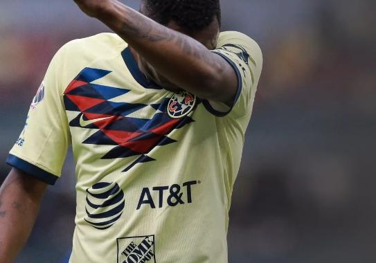 Renato Ibarra queda fuera del Club América
