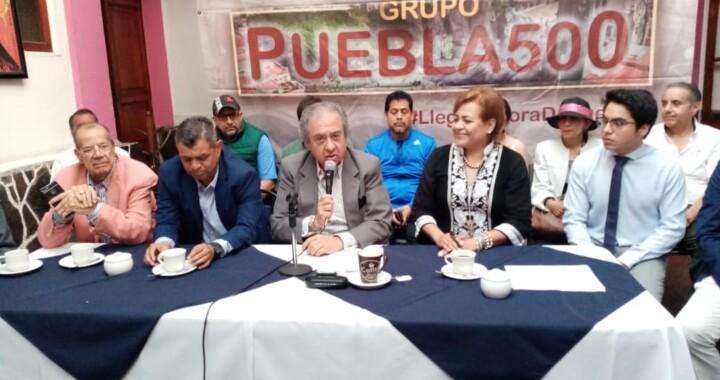 Se deben detener cobros excesivos de estacionamientos en la capital: Grupo Puebla 500