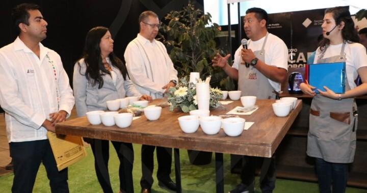 Ganan Sierra Norte y Sierra Negra concurso Calidad en Taza de Expo Café Orgullo