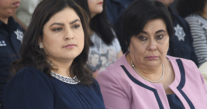 Confirma documento renuncia de Lourdes Rosales desde el 20 de marzo