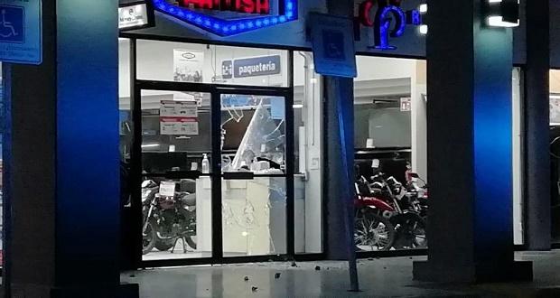 Capturan a dos hombres por robo en tienda departamental