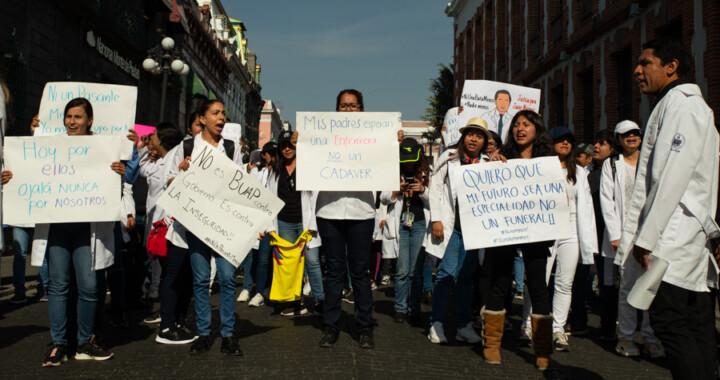 Se da a conocer el Pliego Petitorio de estudiantes a causa de los homicidios el 23 de febrero