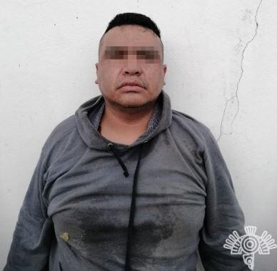 """Detiene a presunto narcomenudista; es integrante de la banda de """"El Croquis"""""""