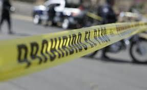 Asesinan a taxista con un disparo en el cachete
