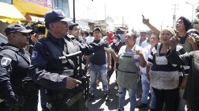 Lanzan operativo en busca de narcomenudistas en Mercado Morelos