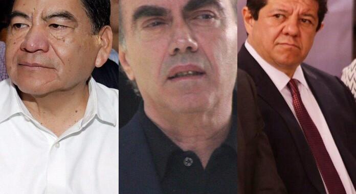 UIf congela cuentas de Marín, Nacif y Karam
