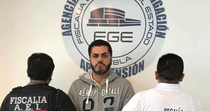 Trasladan a Felipe Patjane al penal de Tepexi de Rodríguez