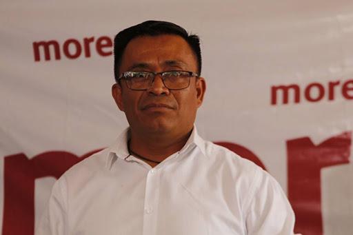 Dirigente provisional de Morena Puebla será Garmendia
