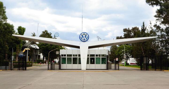 Ventas de VW caen durante el primer bimestre del año