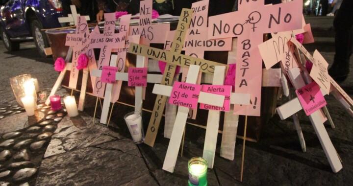 Lista de los feminicidios ocurridos en el estado de Puebla en lo que va de 2020