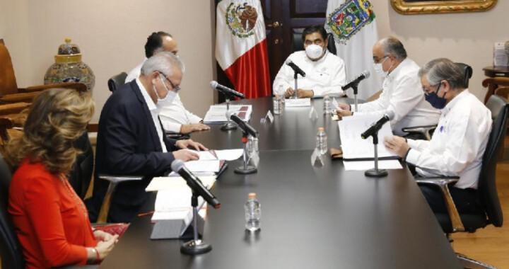 Crea Miguel Barbosa Consejo Estatal para promover la Solidaridad