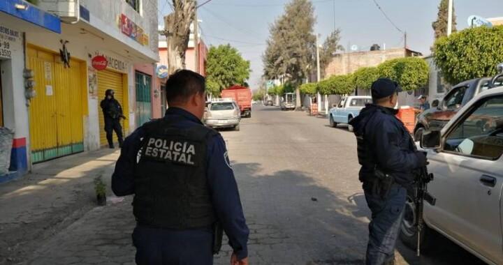 Se apodera Policía Estatal de la seguridad de Ajalpan