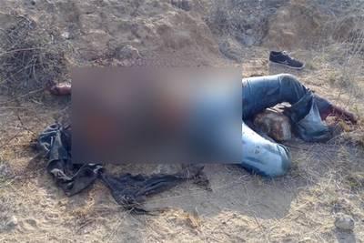 Hallan cadáver en estado de descomposición en Amozoc
