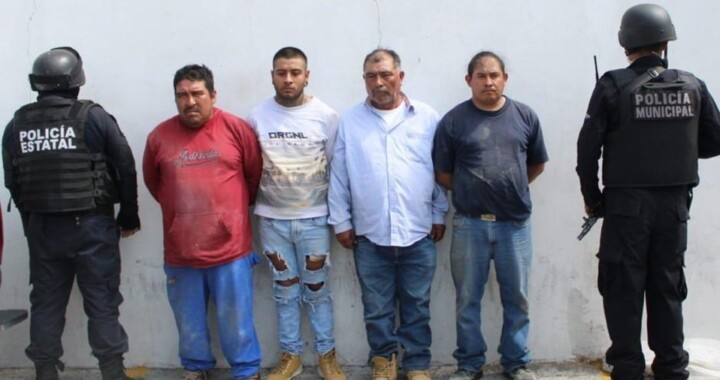 "Capturan a cuatro integrantes de la banda de ""El Loco"" Téllez"