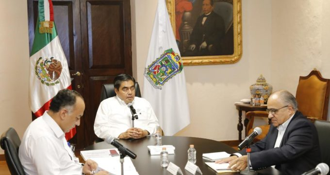 Solicita Barbosa Huerta  a gobernadores de otros estados hacer su trabajo