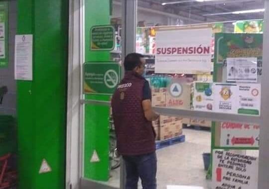 Suspenden Bodegas Aurrera por aumento injustificado de productos básicos