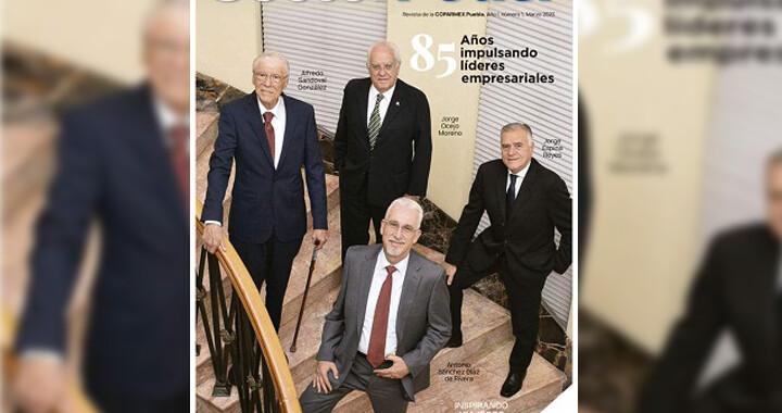 Lanza Coparmex revista y programa