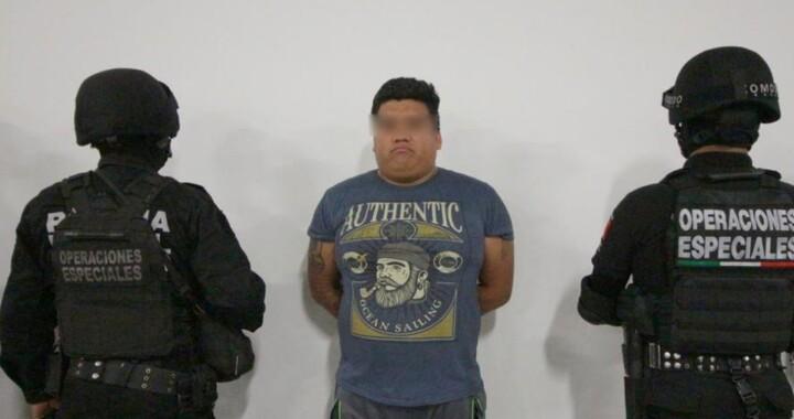 Detienen a 'El Jabalí', presunto integrante de la banda de 'El Grillo'