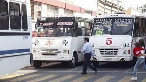 Infracciona Movilidad y Transporte unidades por sobrecupo de pasajeros