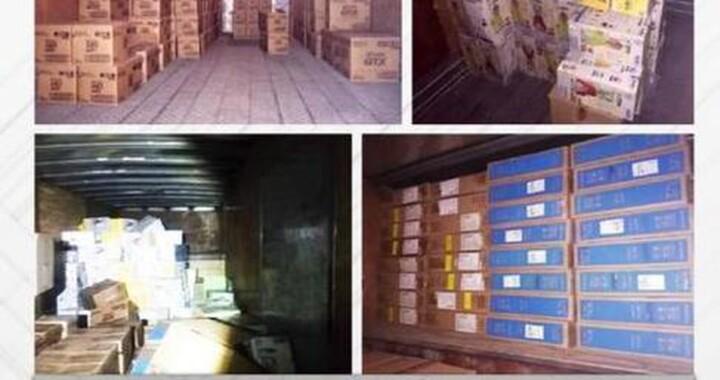 Aseguran vehículo robado con más de 500 productos en Zapotitlán