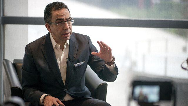 Javier Lozano sera vocero de la Coparmex