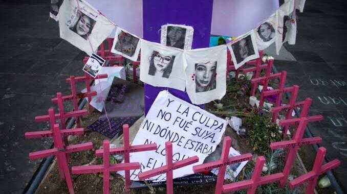 Sin parar feminicidios en la capital poblana ante la contingencia sanitaria