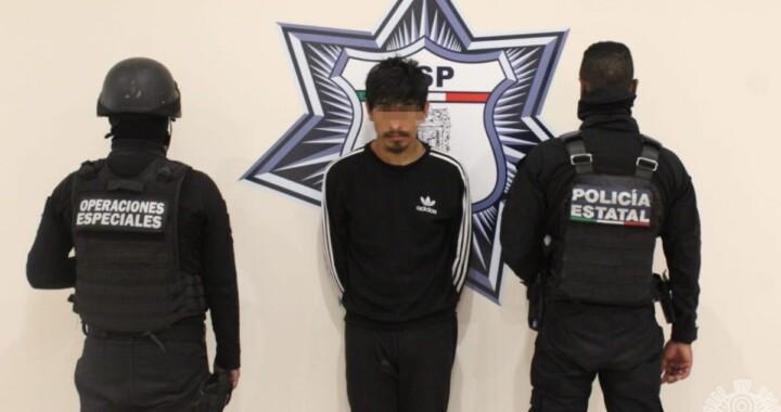 """Detienen a presunto narcomenudista de la banda de """"El Pelón"""""""