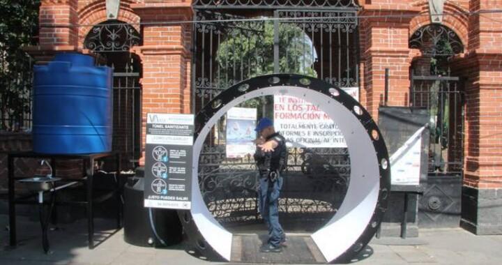 Sigue Ayuntamiento considerando compra de túneles sanitizantes