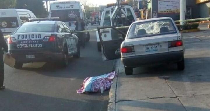 Abuelito comerciante muere atropellado en Reforma Sur